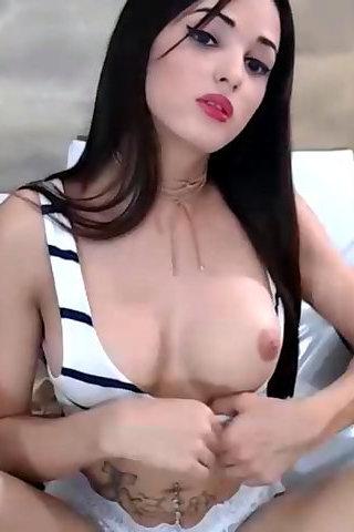 Sexy shemale mariah