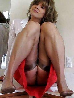 Samantha Nylons