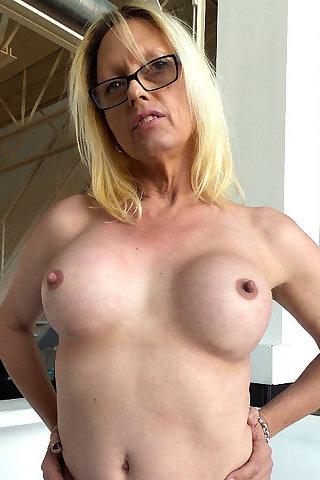 blonde sissy