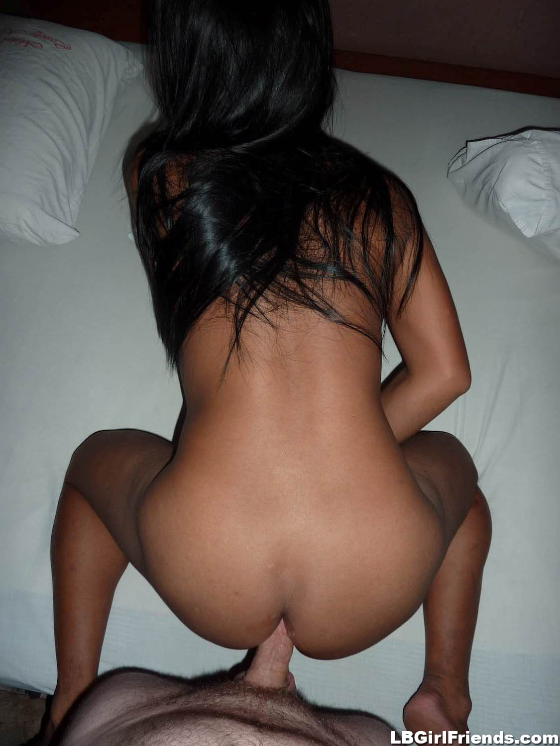 Shemale having ass fucked