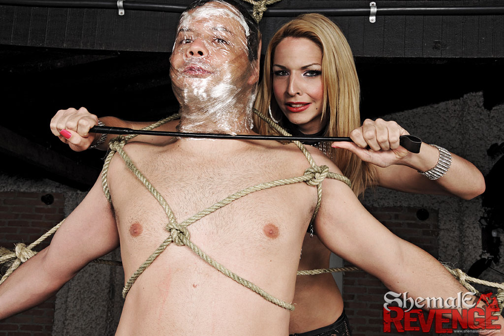 slaves Real forced transvestite