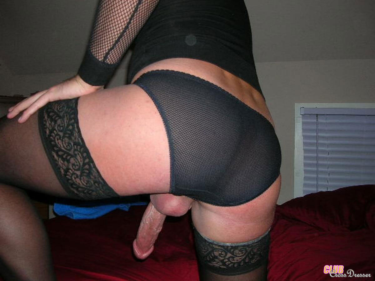 amateur crossdresser pics - slideshow