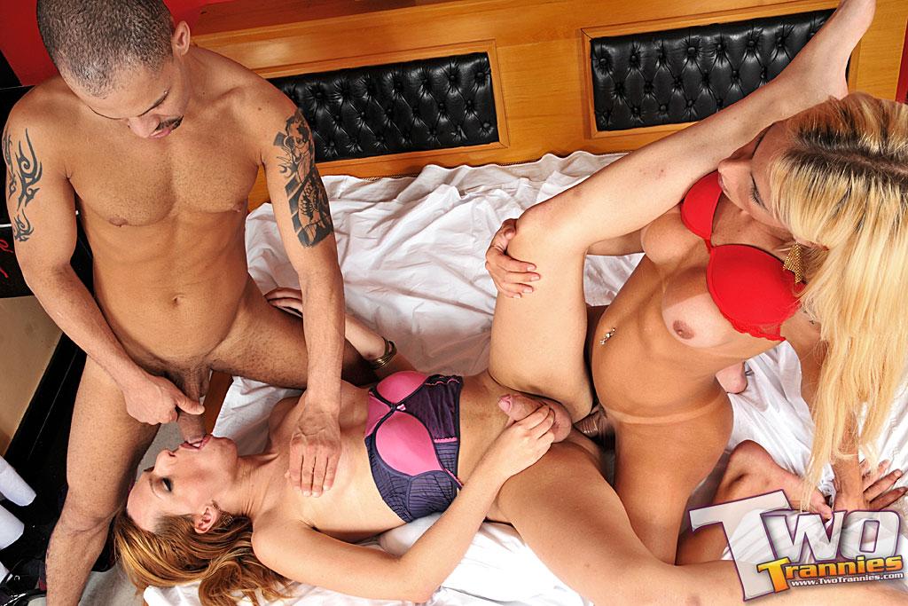 Фото видео секс трио