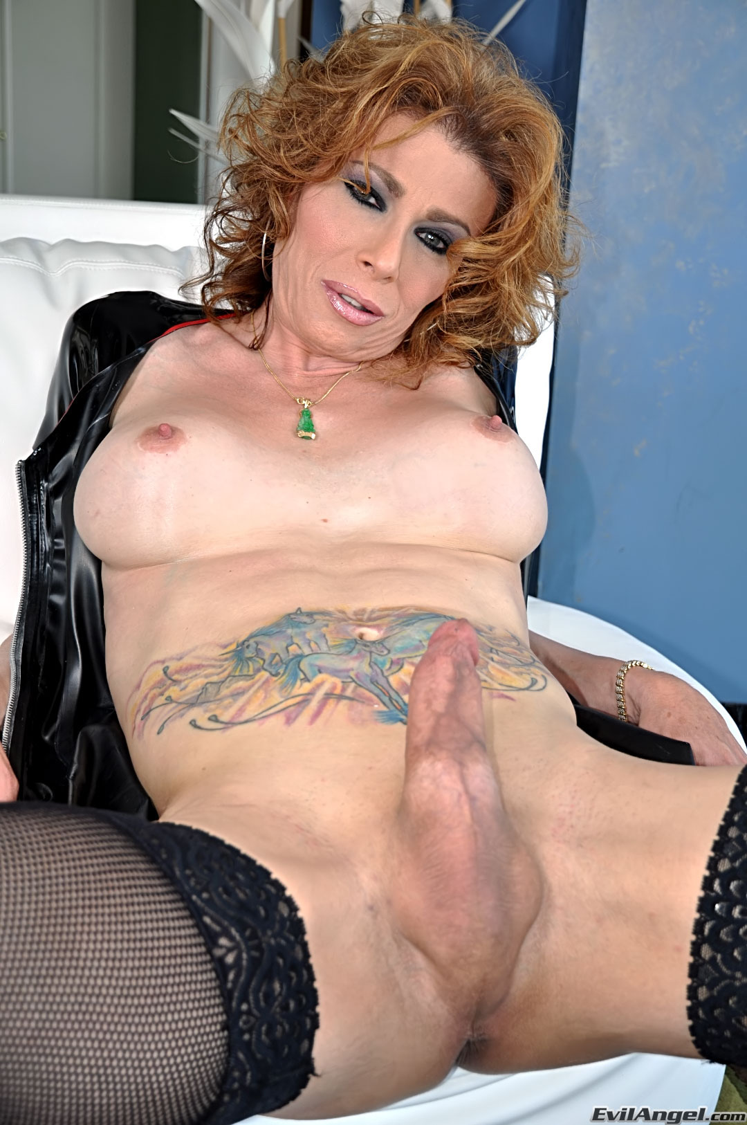 Famous transsexual women