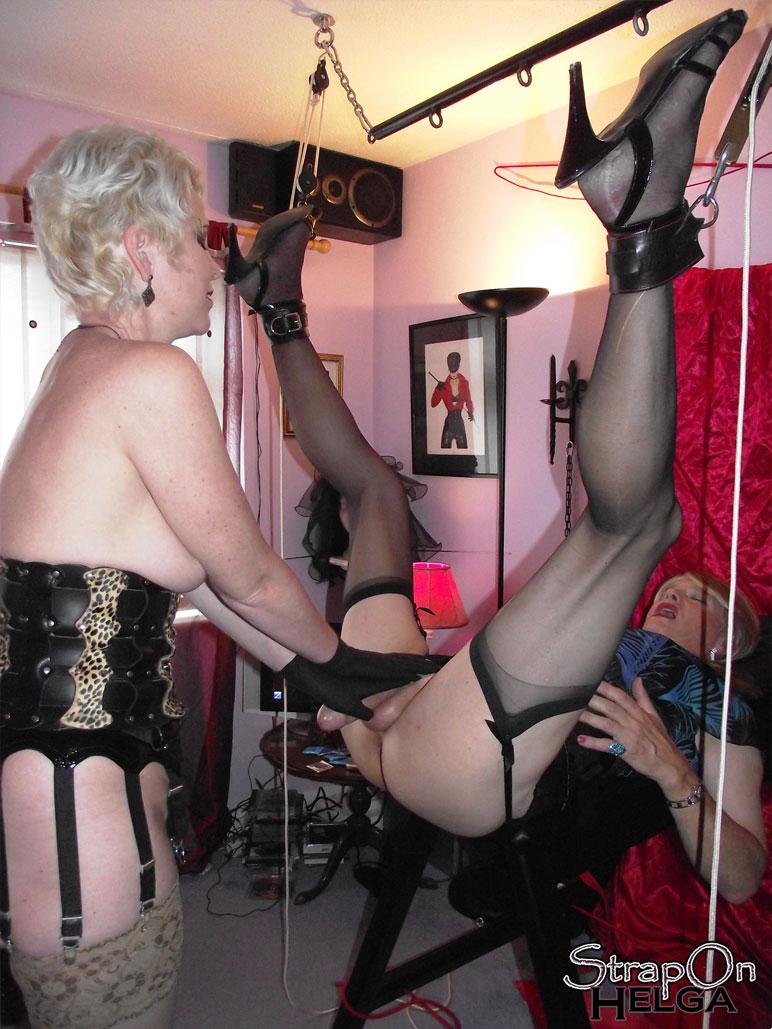 Bdsm stockings pics