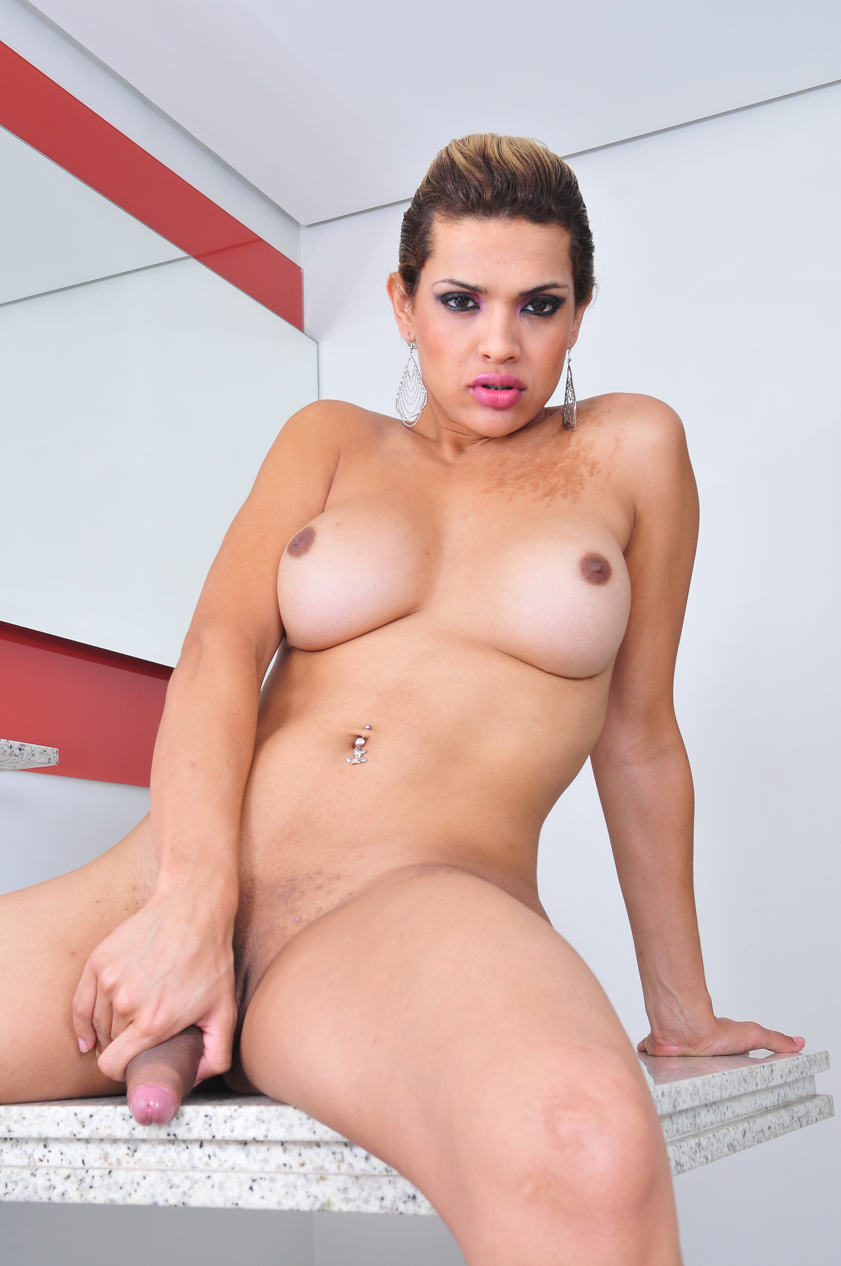 busty shemale with big ass spreading legs - photo 11 - ashemaletube