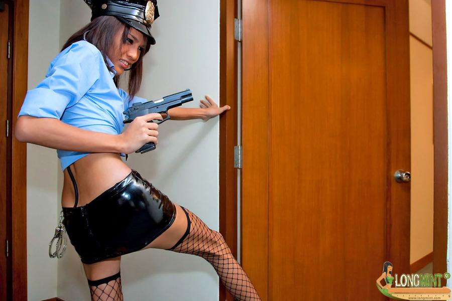 cop asian trans pics