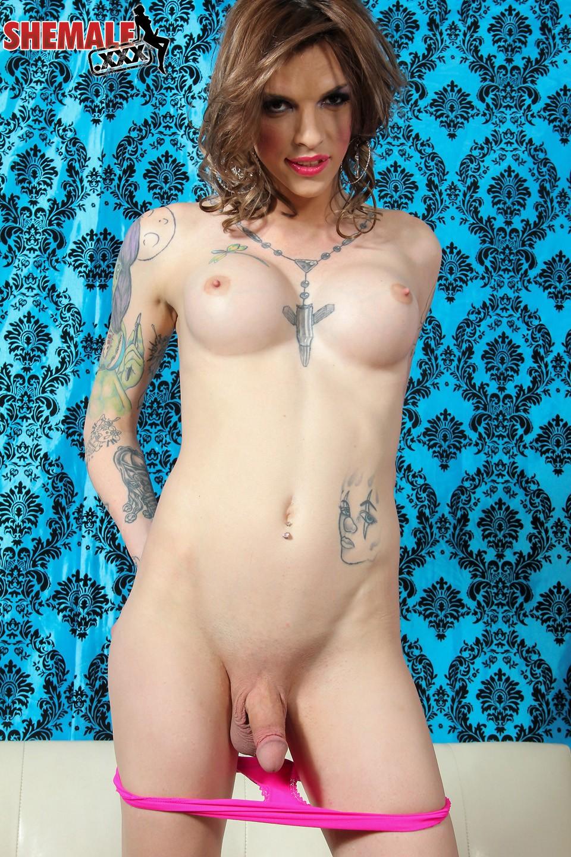 Chelsea Marie Shemale Model
