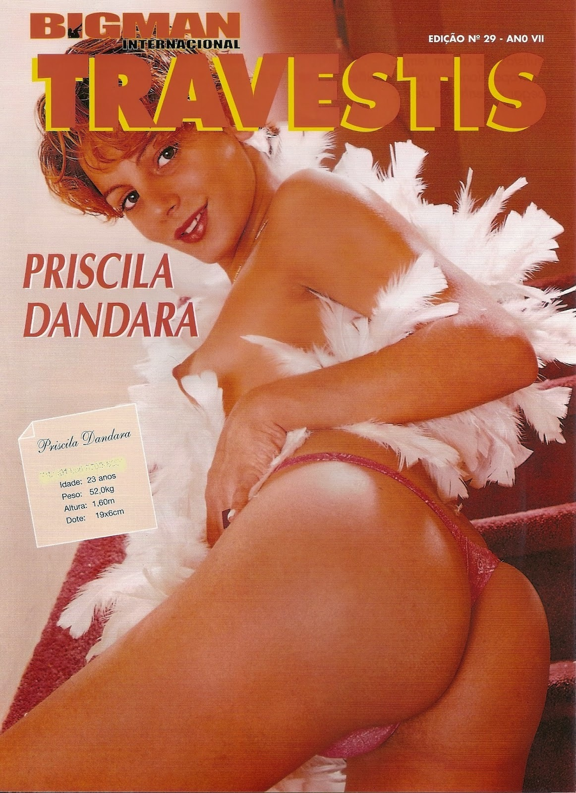 Shemale Priscila Dandara