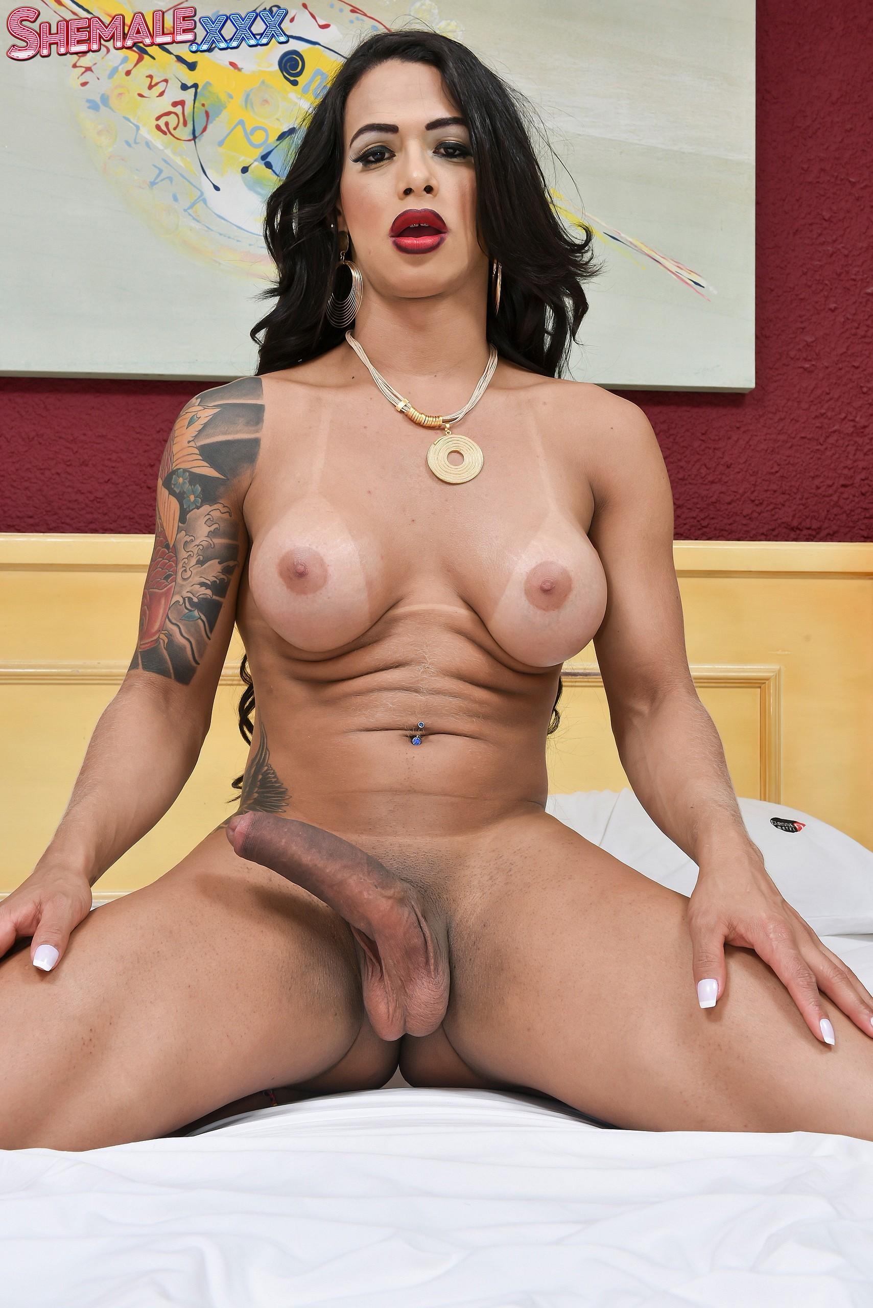 Famous tranny pornstars