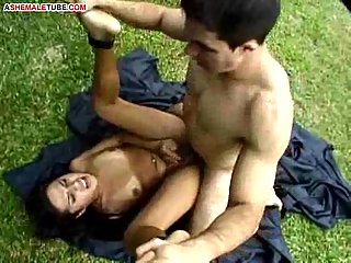 Outdoor Latina Shemale Obsessions