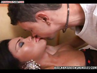 Latina T-Girl Lovers in Lust