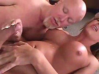 Busty ladyboys enjoy cuming