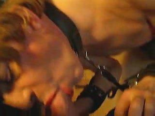 Mature Crossdresser Fetish Sucking