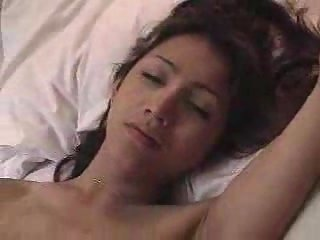 Latina Shemale  Pleases Herself