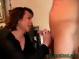 Mature Asian Tranny In Anal Sex