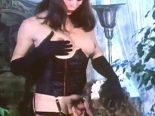Vintage Webcam girland maid
