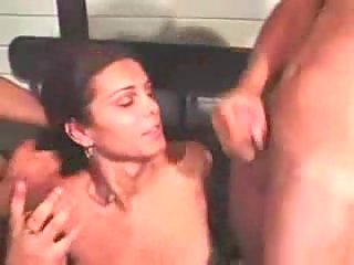 Rimming, sucking and fucking with a butty Tgirl