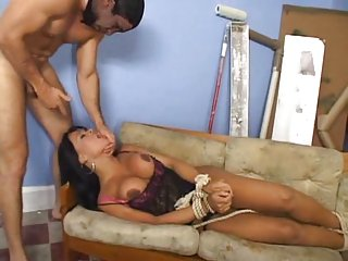 Pleasant Domination Over A Titty Tgirl