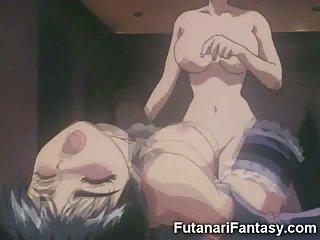 Futanari Toon Sex Race