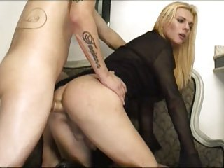 Slutty TS Chick In Deep Penetration