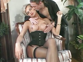 Busty Shemale Gets Mutual Creamy Hard Sex