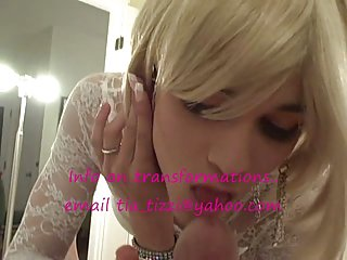 Jazii Virgin Bride Transformed by Tia Tizzianni LOSES Virginity