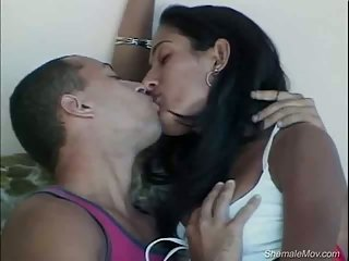 Anal sex with latina dolly