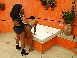 Latina Trannies Having Hot Sex