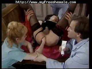 Dirty Group Sex Fisting