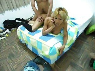 Amateur latina tranny hot anal