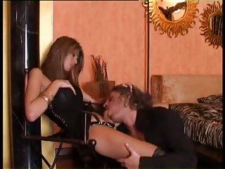 Mutual anal sex & sucking