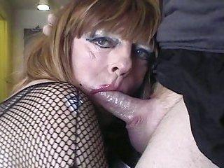 Diannexxxcd deepthroating & facial