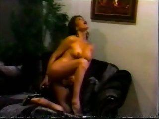 Stasha gets big boobs cummed on
