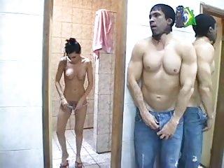 Sexy latina teen loves rough sex