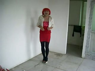 Chinese hot crossdresser