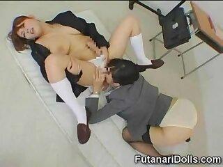 Hermaphrodite Asian Schoolgirl