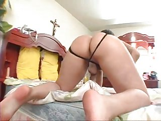 Paolas Big Ass and Clit