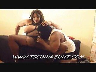 Tscinnabunz Getting Her Dick Sucked!