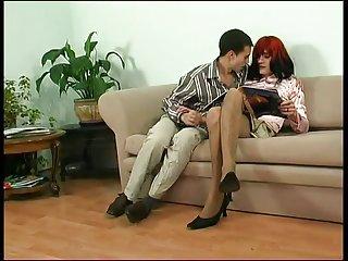 Randy CD seduced his friend