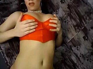 Redhead Celeste Sexy Tease