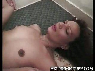 Mature tranny loves anal hardcore