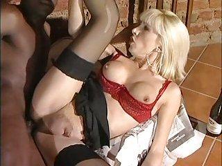 Perfect interracial sex