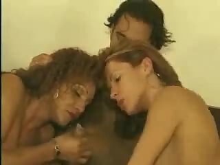 threesome brazilian old