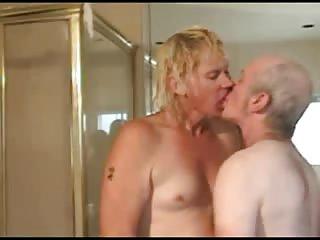 Mature couple homemade fuck