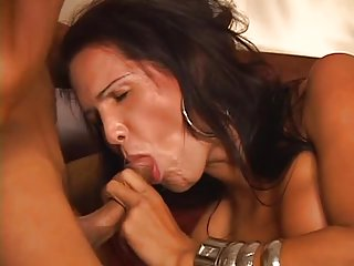 Her yummy round tits makes a guy wild