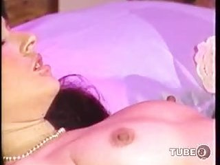 Lingeried tranny and tart vintage movie