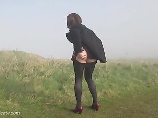 Emma Lee - Outdoor CD Piss Wank