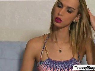 Watch Vivianne as she got Yago's hard cock