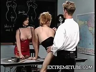 Sex lesson for Tgirls